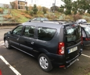 Dacia Logan - Wheelchair Accessible Vehicle - La Celle-Saint-Cloud  (78170)