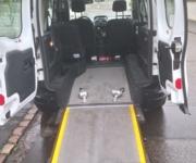 Renault Kangoo - Coche adaptado para el transporte - Colmar  (68000)