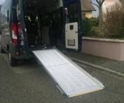 Citroen Jumper - Coche adaptado para el transporte - Soultz-Haut-Rhin  (68360)