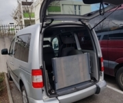 Volkswagen Caddy - Wheelchair Accessible Vehicle - Pau  (64000)