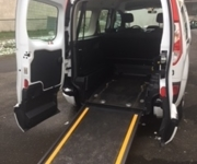 Renault Kangoo - Wheelchair Accessible Vehicle - Montigny-le-Bretonneux  (78180)