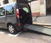 Renault Kangoo - Auto adattata per il trasporto - Courtabœuf Cedex  (91961)