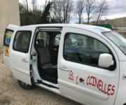 Renault Kangoo tpmr - Wheelchair Accessible Vehicle - Ivry-sur-Seine  (94200)
