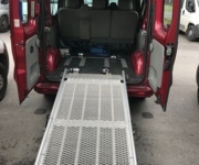 Renault Trafic - Wheelchair Accessible Vehicle - Ivry-sur-Seine  (94200)
