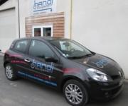 Renault CLIO III 1.6L BVA Boite Auto Amenagement de Conduite + siege de Transfert - Auto adattata per la guida - La Roche-Blanche  (63670)