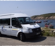Ford Transit - Wheelchair Accessible Vehicle - Plougonvelin  (29217)