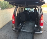 Peugeot Partner - Wheelchair Accessible Vehicle - Mèze  (34140)