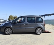 Peugeot Partner - Wheelchair Accessible Vehicle - Eysines  (33320)