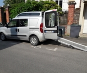 Fiat Doblo - Wheelchair Accessible Vehicle - Rennes  (35000)
