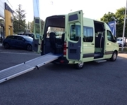Volkswagen Crafter - Wheelchair Accessible Vehicle - Vaux-le-Pénil  (77000)