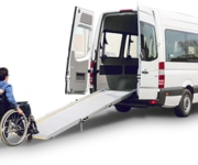 Mercedes Sprinter - Wheelchair Accessible Vehicle - Sannois  (95110)