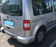 Volkswagen Caddy - Wheelchair Accessible Vehicle - Vaux-le-Pénil  (77000)