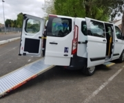 Ford Transit L1H1 - Wheelchair Accessible Vehicle - Tourcoing  (59200)