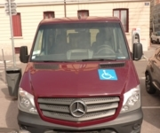 Mercedes Sprinter - Wheelchair Accessible Vehicle - Lyon-7E-Arrondissement  (69007)