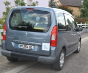 Peugeot Partner - Für den Transport angepasstes Fahrzeug - Duppigheim (67120)