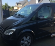 Mercedes Viano - Wheelchair Accessible Vehicle - L'Hermitage  (35590)