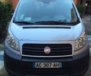 Fiat SCUDO - Wheelchair Accessible Vehicle - Plaisir  (78370)