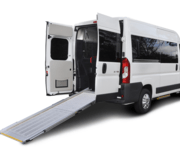 Peugeot Boxer - Wheelchair Accessible Vehicle - Saint-Berthevin  (53940)