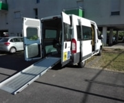Citroen Jumper - Wheelchair Accessible Vehicle - Saint-Nazaire  (44600)