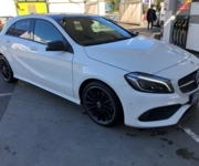 Mercedes Classe A - Adaptive driving system car - Toulouse  (31200)