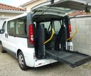 Renault Trafic - Für den Transport angepasstes Fahrzeug - Saint-Priest  (69800)