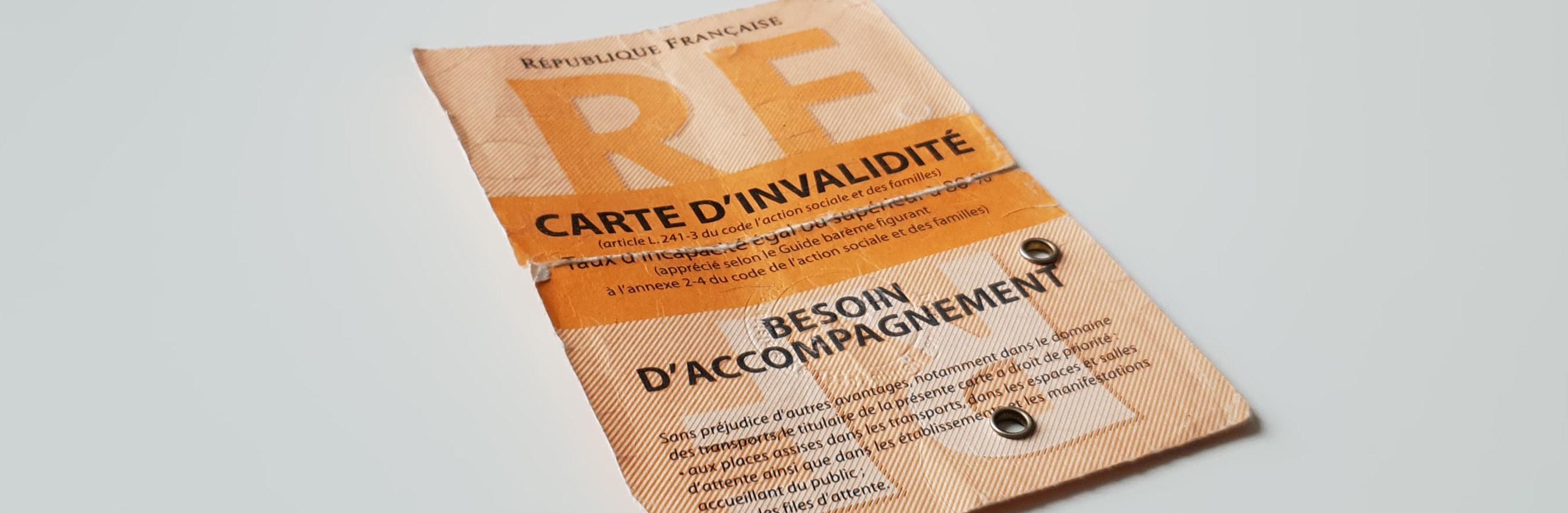 carte d invalidité à 80 avantages Carte invalidité : ce que vous devez savoir