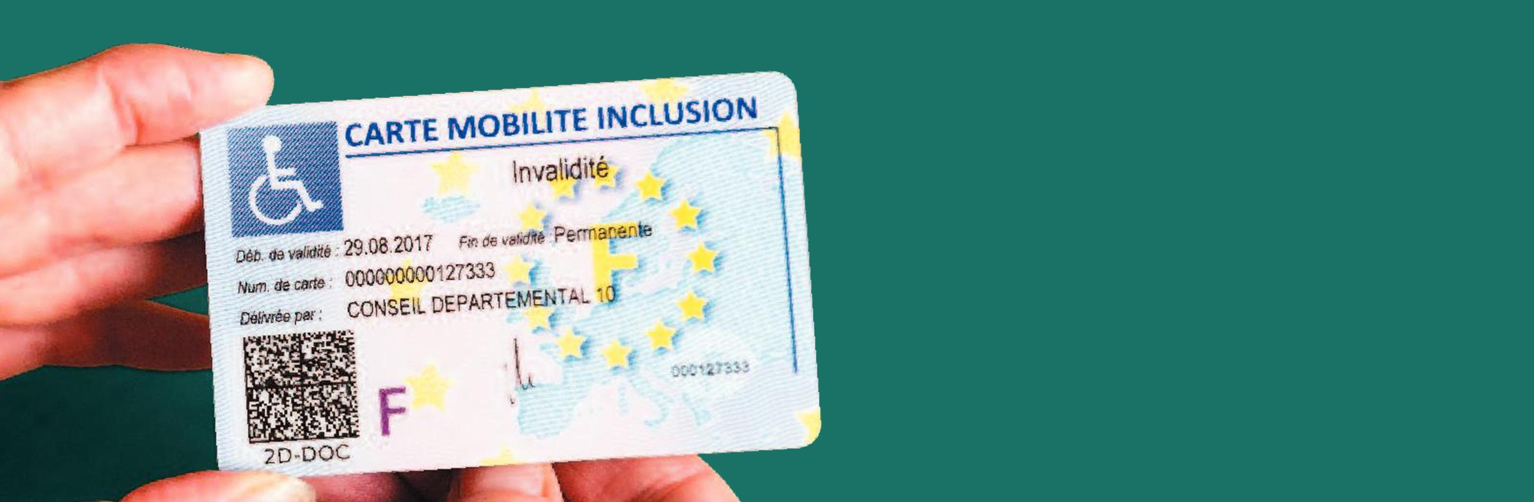 Carte Mobilite Inclusion Tout Savoir Sur La Nouvelle Carte