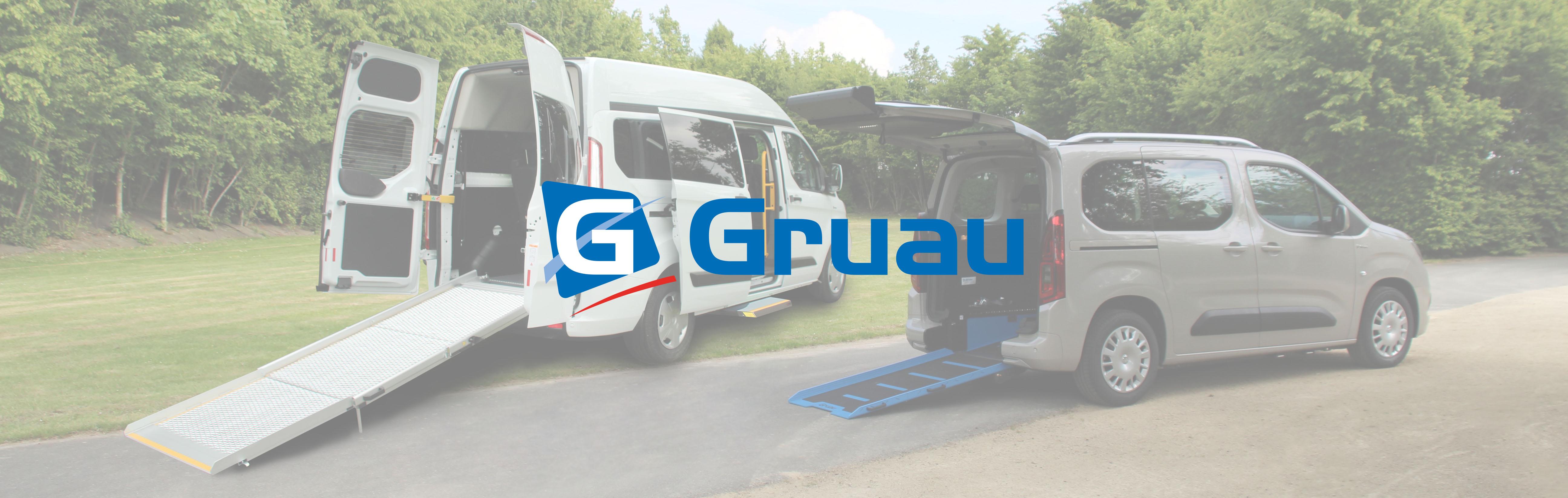 Gruau met ses 130 ans d'expérience au service de votre mobilité