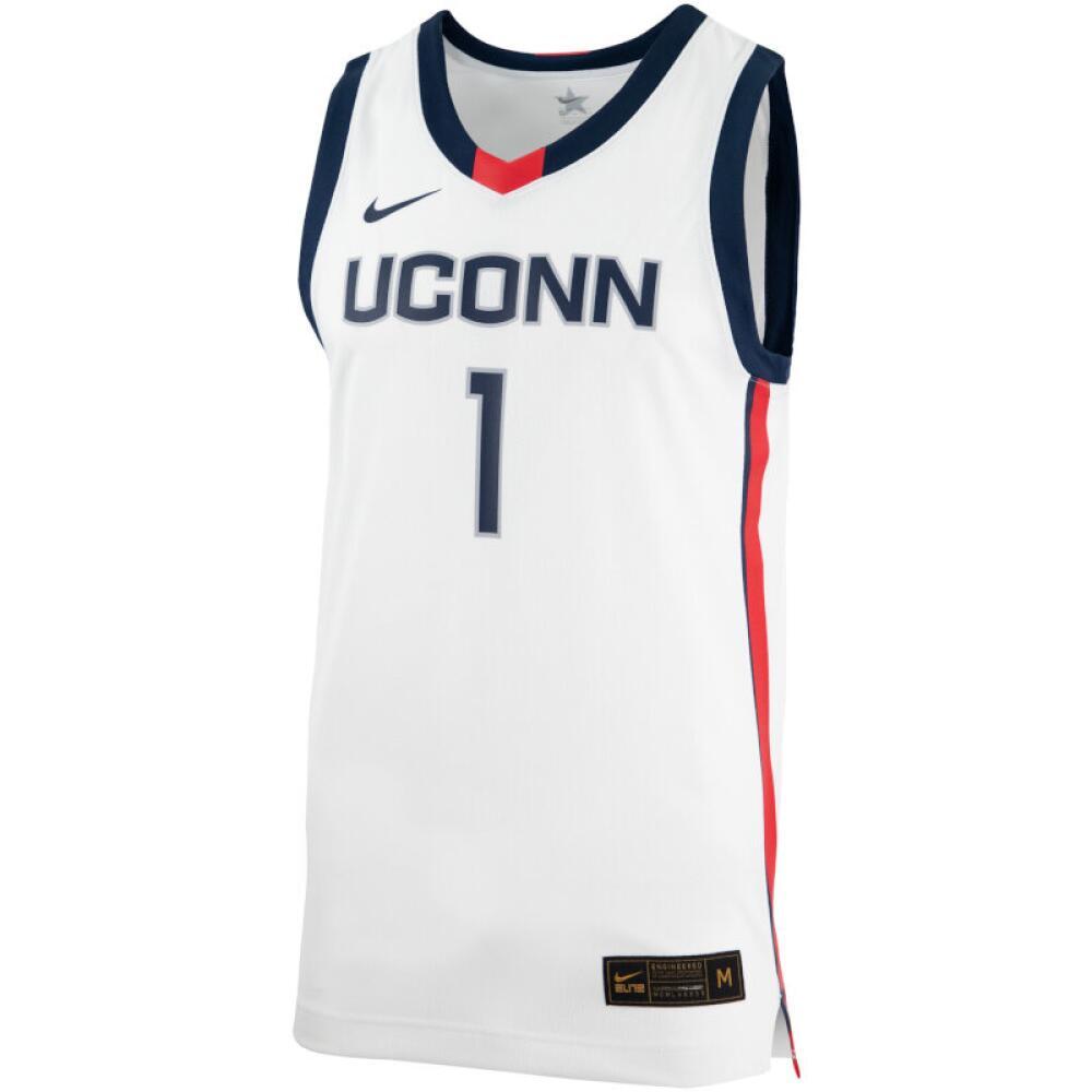 Official UConn Huskies Nike 2020 Women's Basketball Replica Jersey ...