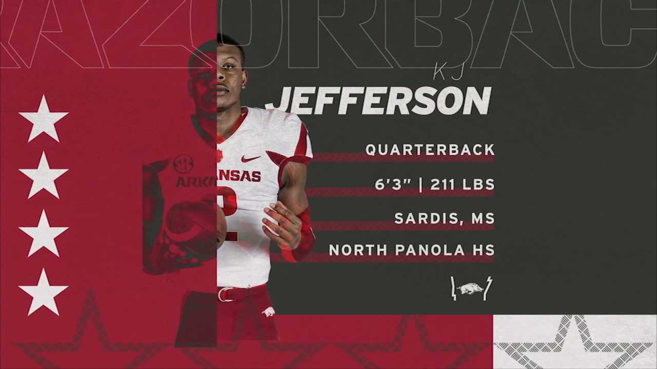 Nsd19 Kj Jefferson Arkansas Razorbacks