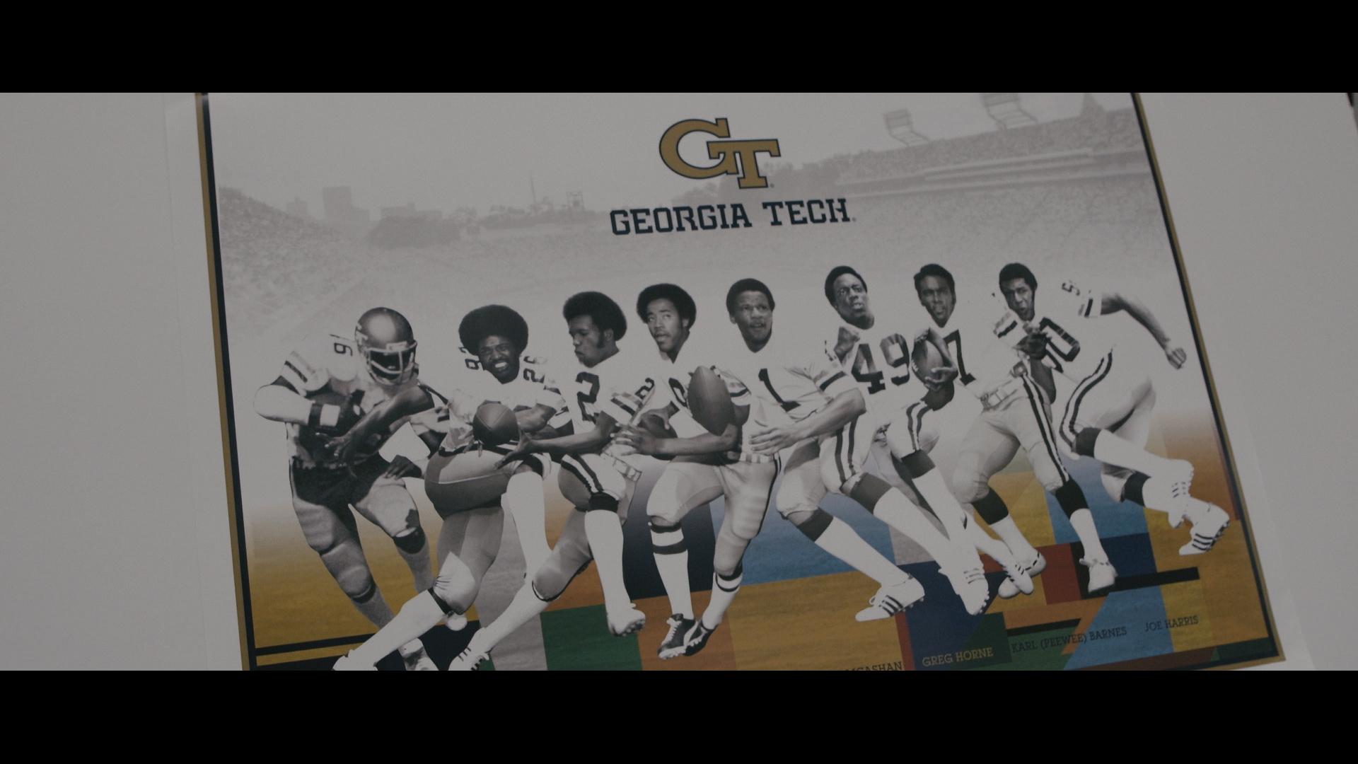 33611ed5f #TGW + VIDEO: Celebrating Pioneer Spirit – Football — Georgia Tech Yellow  Jackets