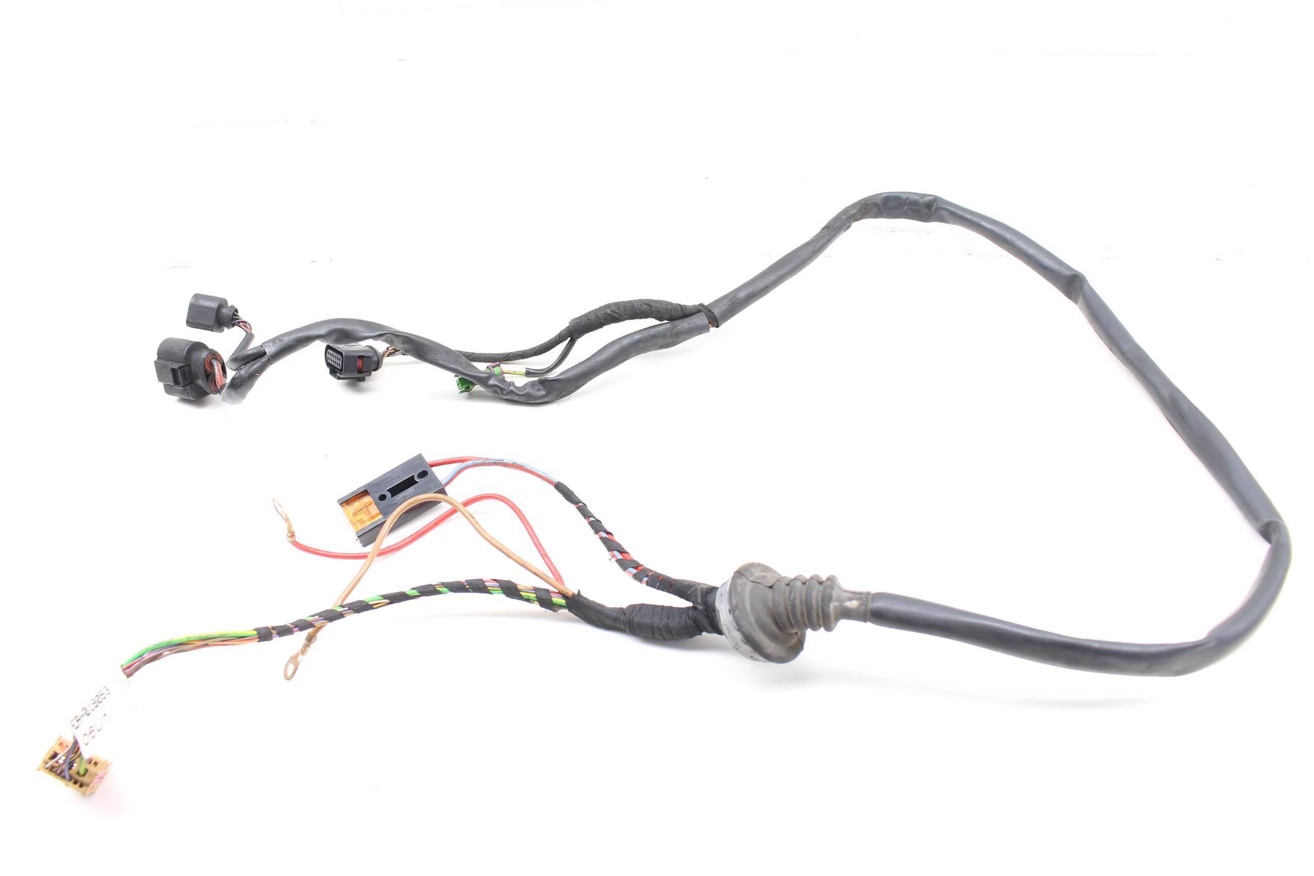 2001 Audi Allroad C5 27 Electric Fan Ac Compressor Wiring With Harness