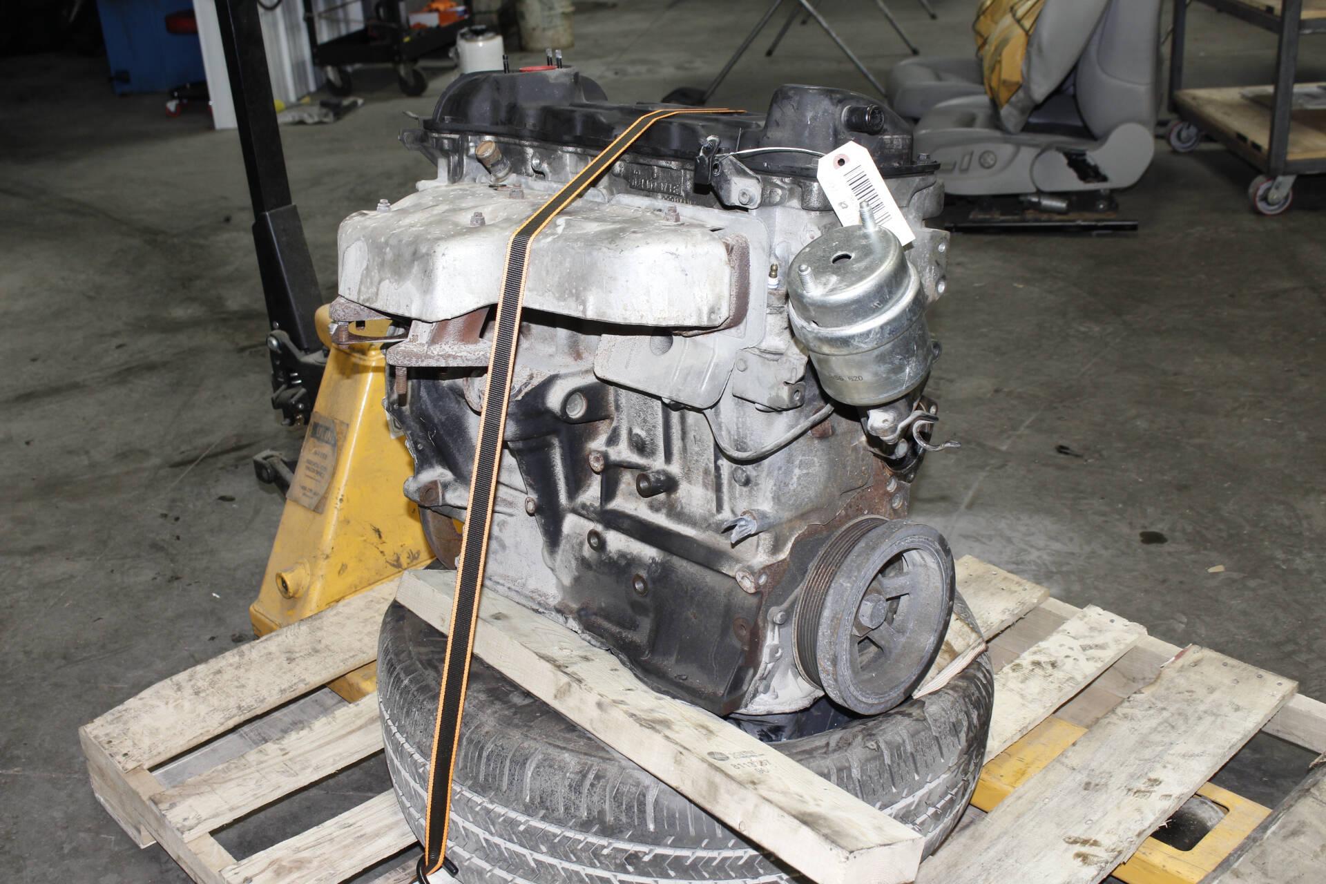 1999 2000 2001 2002 2003 VW EUROVAN MV T4 2.8L ENGINE OIL COVER
