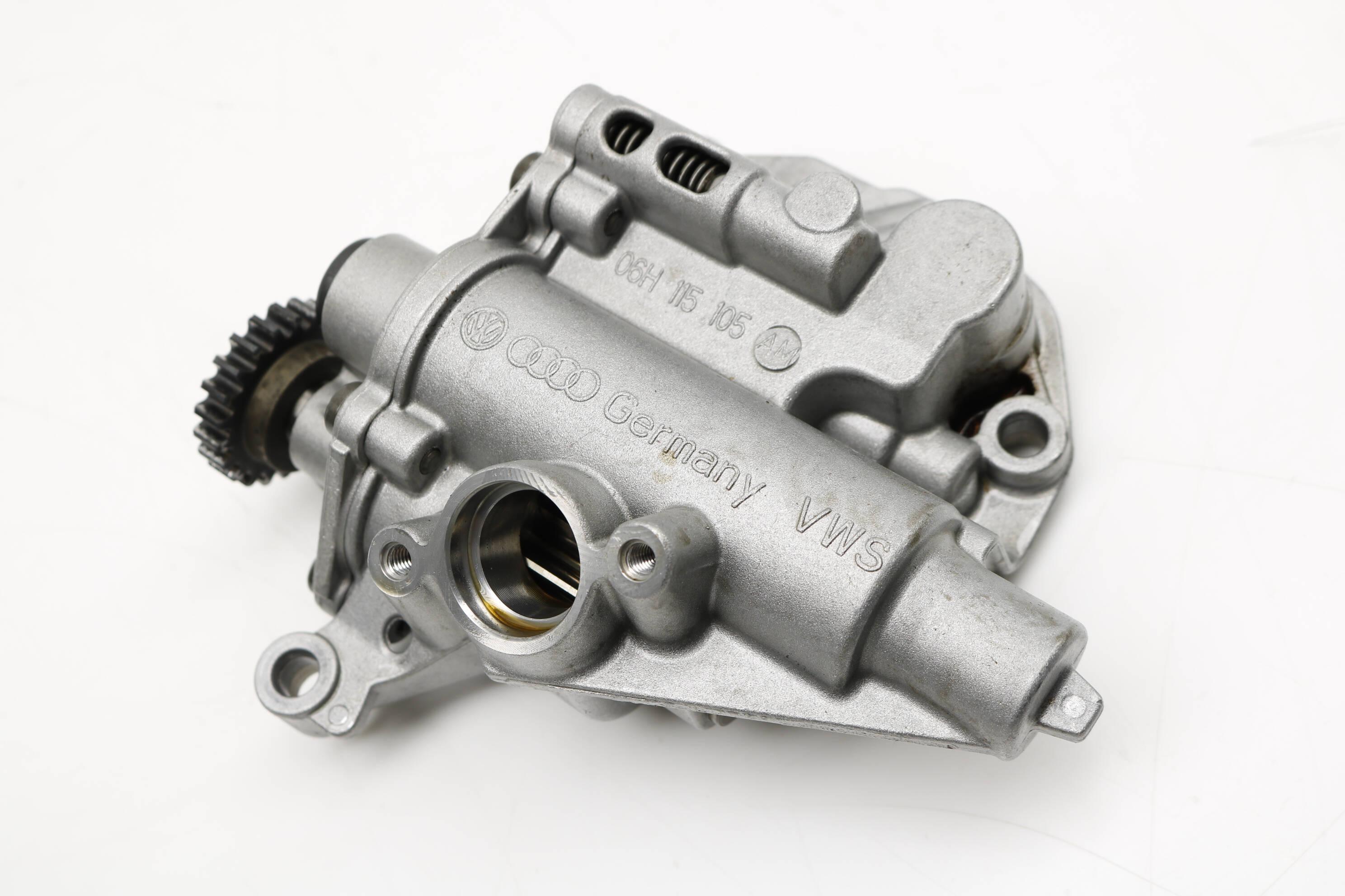 2010 2011 2012 2013 2014 2015 2016 Audi Q5 8r Engine Oil Pump Ebay