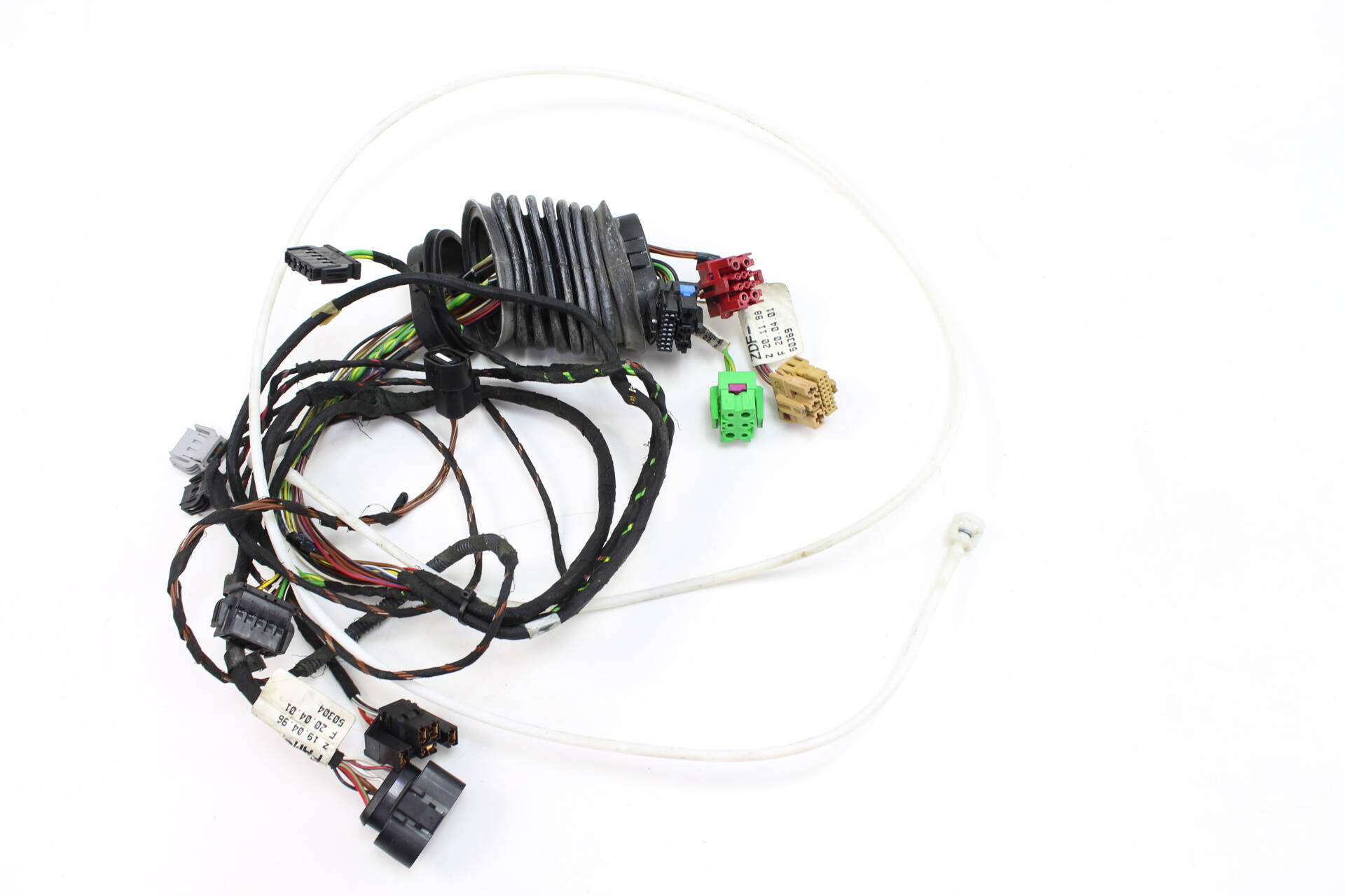 2000 2001 2002 AUDI S4 B5 - FRONT RIGHT DOOR WIRE / WIRING HARNESS  Audi S Wiring Harness on 2000 ford taurus wiring harness, 2000 subaru outback wiring harness, 2000 chevrolet blazer wiring harness, 2000 nissan xterra wiring harness, 2000 toyota camry wiring harness, 2000 honda civic wiring harness,