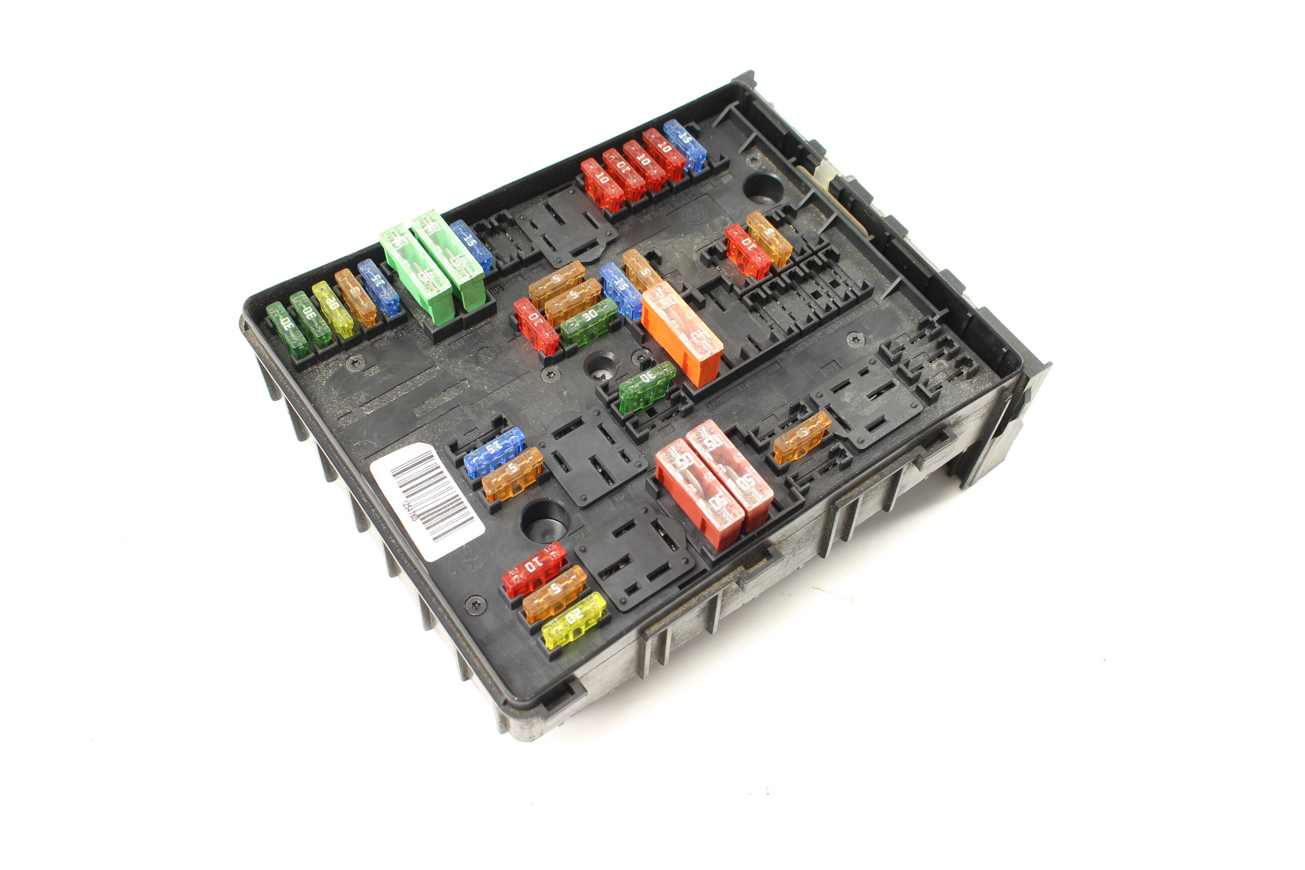2010 A3 Fuse Box Wiring Diagram Schemes 2006 A4 Numbers 2007 2008 2009 2011 2012 Audi 8p Relay Rh Ebay Com