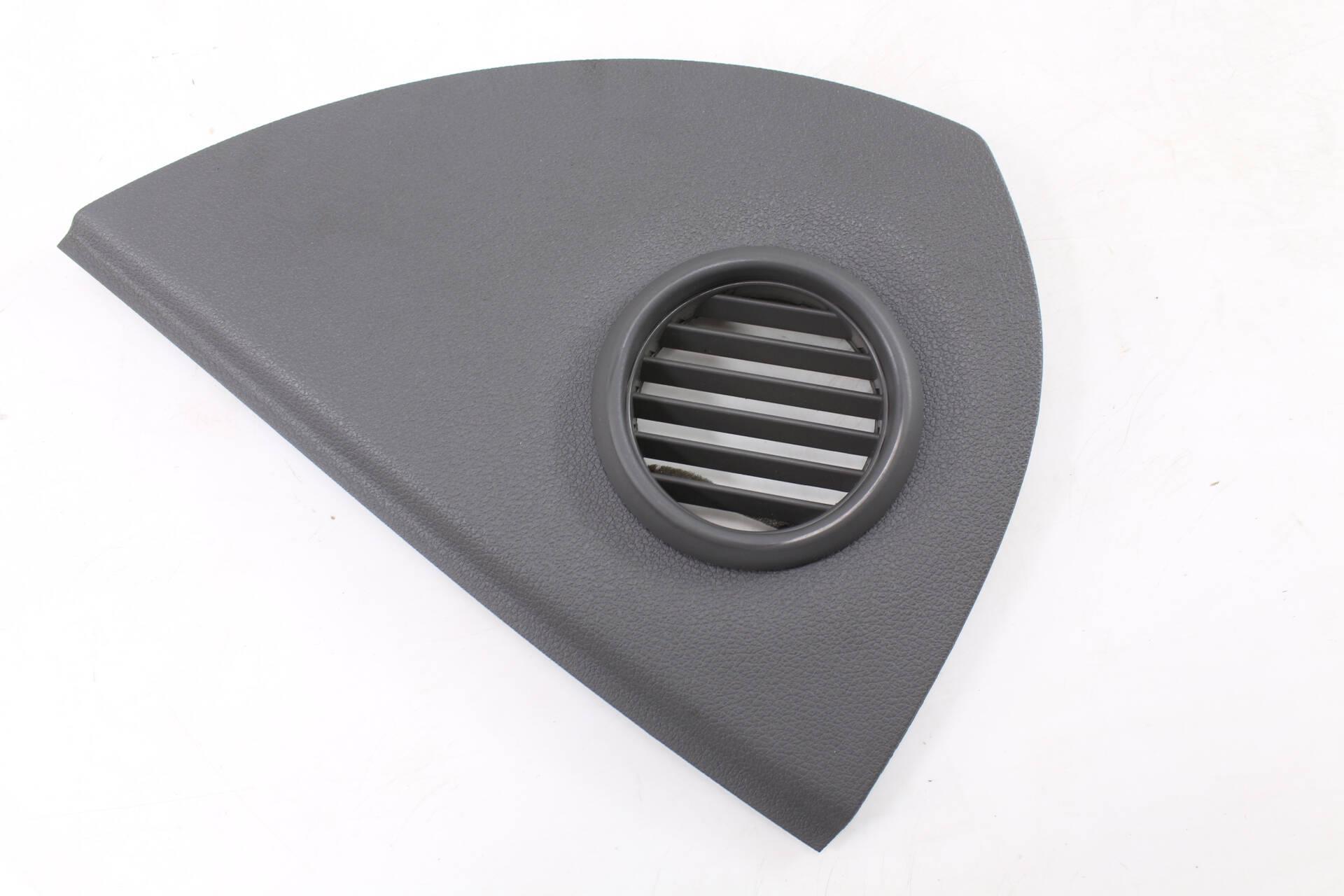 07 08 09 10 11 12 13 14 15 audi q7 4l - right fuse box dash cover panel /  vent