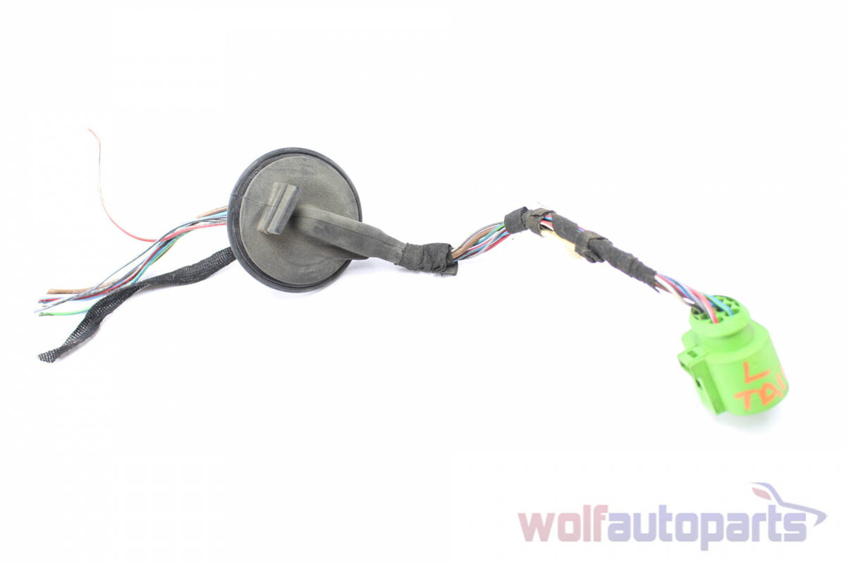 2004 2005 AUDI S4 B6 - RIGHT TAIL LIGHT / LAMP WIRING HARNESS CONNECTOR |  eBay | Audi Tail Lights Wiring |  | eBay
