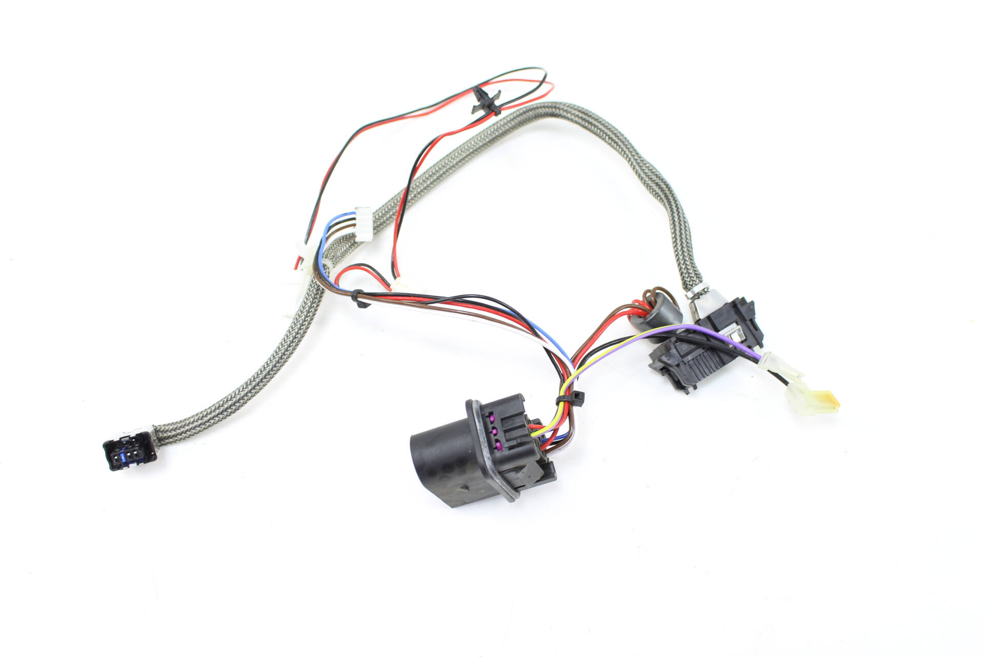 2007 2008 2009 AUDI Q7 4L - LEFT HEADLIGHT INTERNAL WIRING HARNESS | eBay | Audi Q7 Headlight Wiring Harness |  | eBay