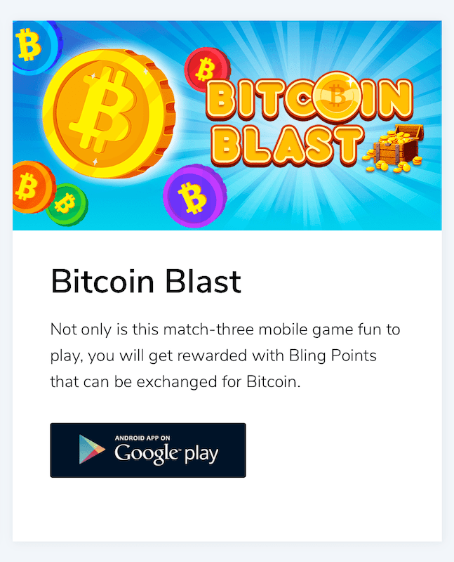 bitcoin blast is the first installation in the bling bitcoin series