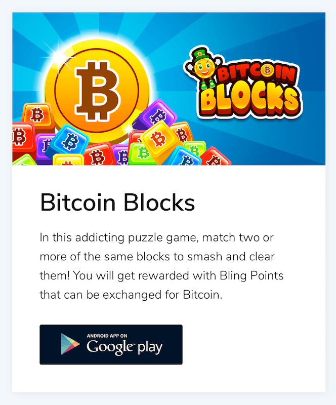 bitcoin blocks is the second installation in the bling bitcoin series