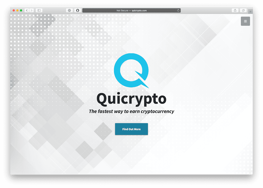quicrypto is one of the highest paying bitcoin reward games
