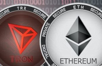 tron vs ethereum comparison