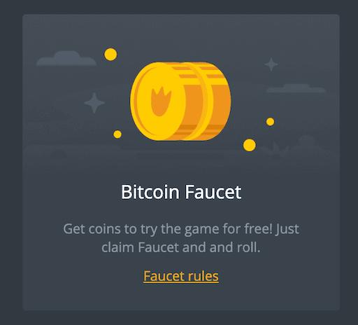 bitcoin casino cu robinet