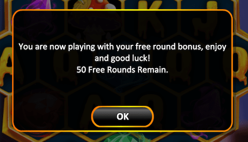 the fortunejack free rounds claimed