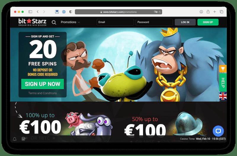 bitstarz bitcoin and ethereum casino