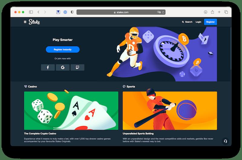 stake.com ethereum casino