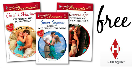 Get Free Harlequin Ebooks