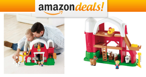 The Amazing Fisher-Price Animal Sounds Farm