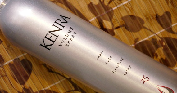Free Kenra Volume Hairspray Sample